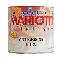 Antiruggine Nitro Colorificio Mariotti Foligno