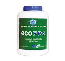 Ecofix Fissativo Ecologico Colorificio Mariotti Foligno