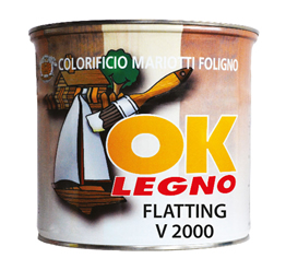 Flatting per Imbarcazioni V 2000 Colorificio Mariotti Foligno