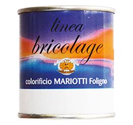 Linea Bricolage Smalto Sintetico Colorificio Mariotti Foligno