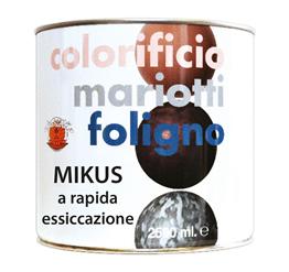 Mikus Rapida Essiccazione a Base di Ossido di Ferro Micaceo Colorificio Mariotti Foligno