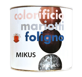 Mikus Smalto Antiruggine a Base di Ossido di Ferro Micaceo Colorificio Mariotti Foligno