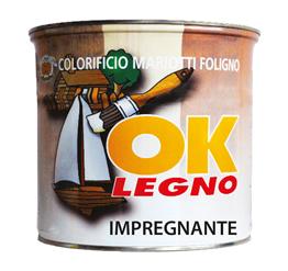 Ok Legno Impregnante per Legno Colorificio Mariotti Foligno