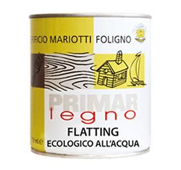 Primar Legno Flatting Ecologico all-Acqua Colorificio Mariotti Foligno
