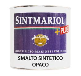 Sintmariol Smalto Sintetico Opaco Colorificio Mariotti Foligno