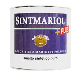 Sintmariol Smalto Sintetico Puro Colorificio Mariotti Foligno
