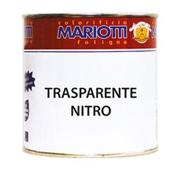 Trasparente Nitro Brillante Opaco Colorificio Mariotti Foligno