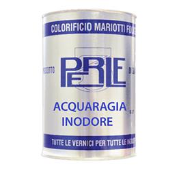Acquaragia Inodore Colorificio Mariotti Foligno