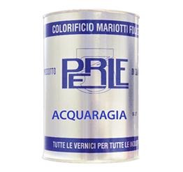 Acquaragia Tre Perle Colorificio Mariotti Foligno