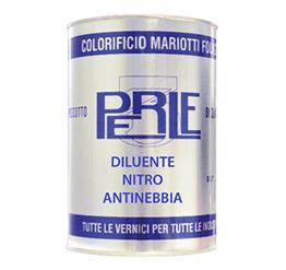 Diluente Nitro Antinebbia Colorificio Mariotti Foligno