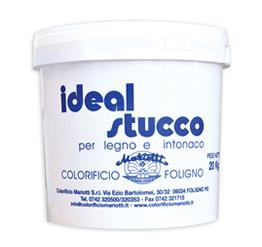 Ideal Stucco in Pasta per Legno e Muro Colorificio Mariotti Foligno