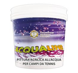 Pittura Acrilica all Acqua per Campi da Tennis Colorificio Mariotti Foligno
