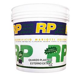 Quarzo Plastico Esterno Extra Colorificio Mariotti Foligno