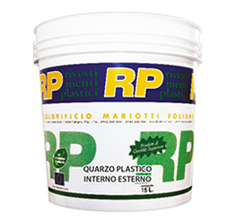 Quarzo Plastico Interno Esterno Colorificio Mariotti Foligno