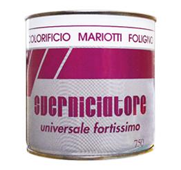 Sverniciatore Universale Fortissimo Colorificio Mariotti Foligno