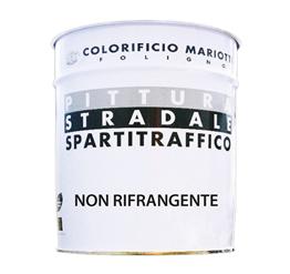 Vernice Spartitraffico non Rifrangente Colorificio Mariotti Foligno