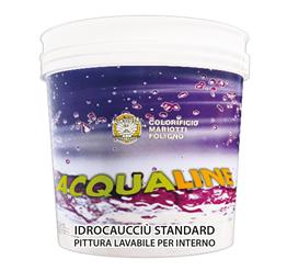 Idrocaucciù Standard Pittura Lavabile per Interno Colorificio Mariotti Foligno